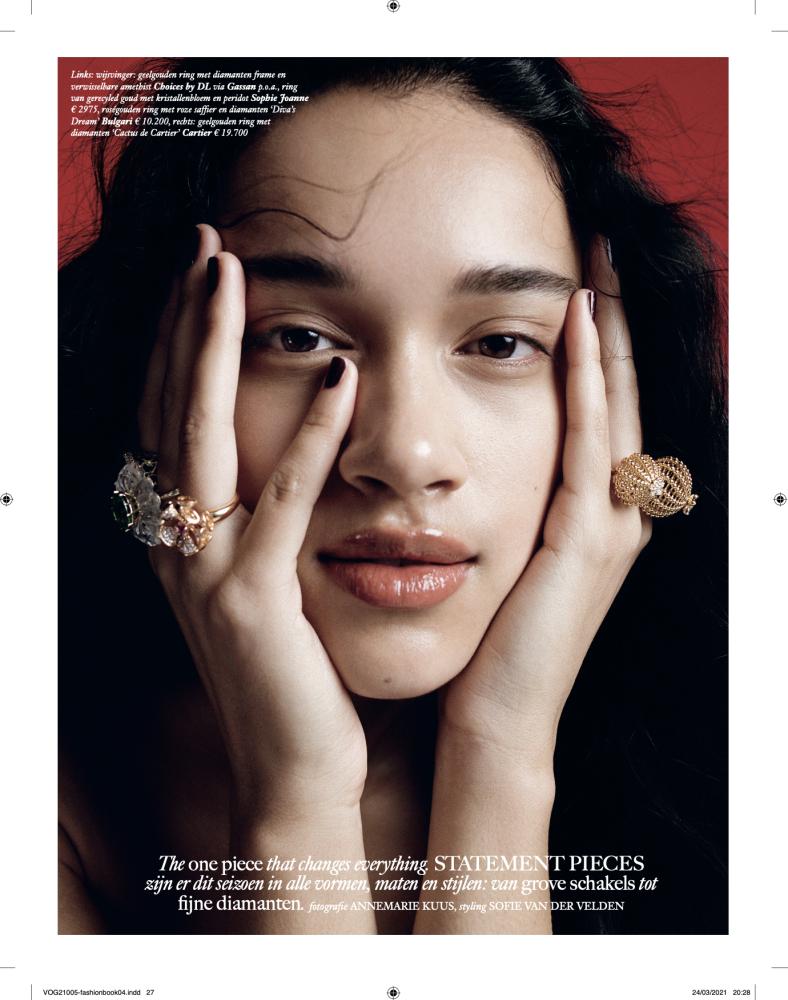 Mara for Vogue NL