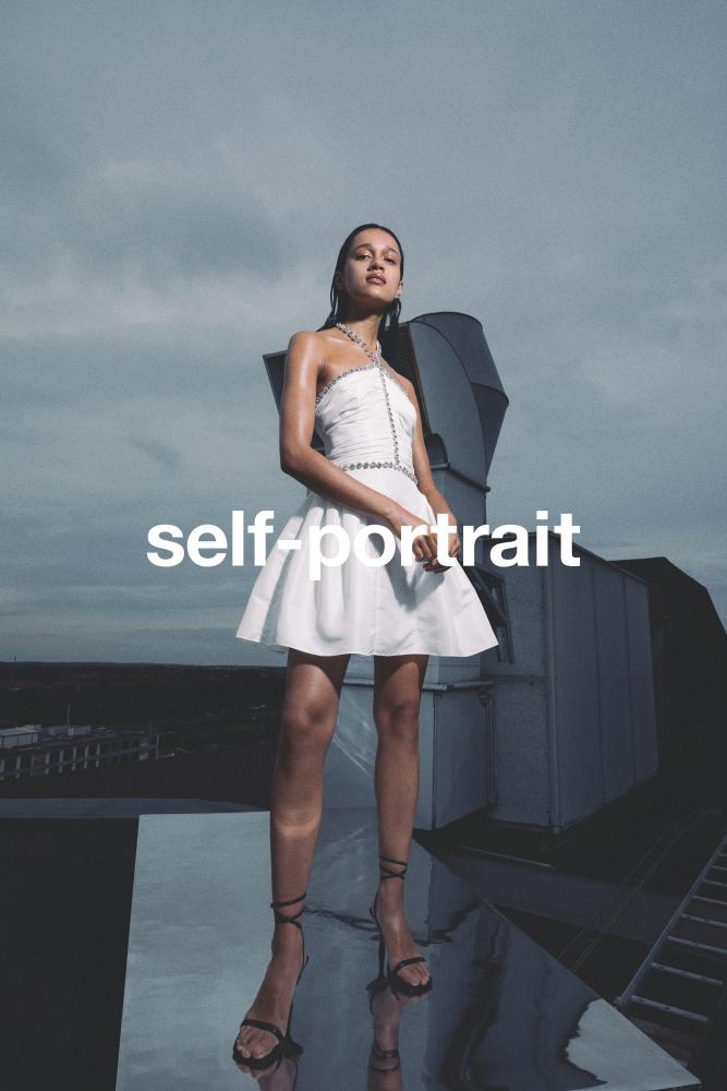 Mara for Self Portrait