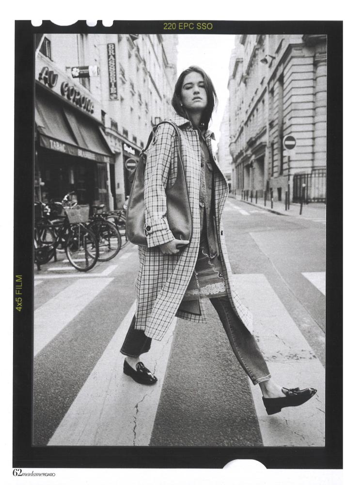 Femke for Madame Figaro France