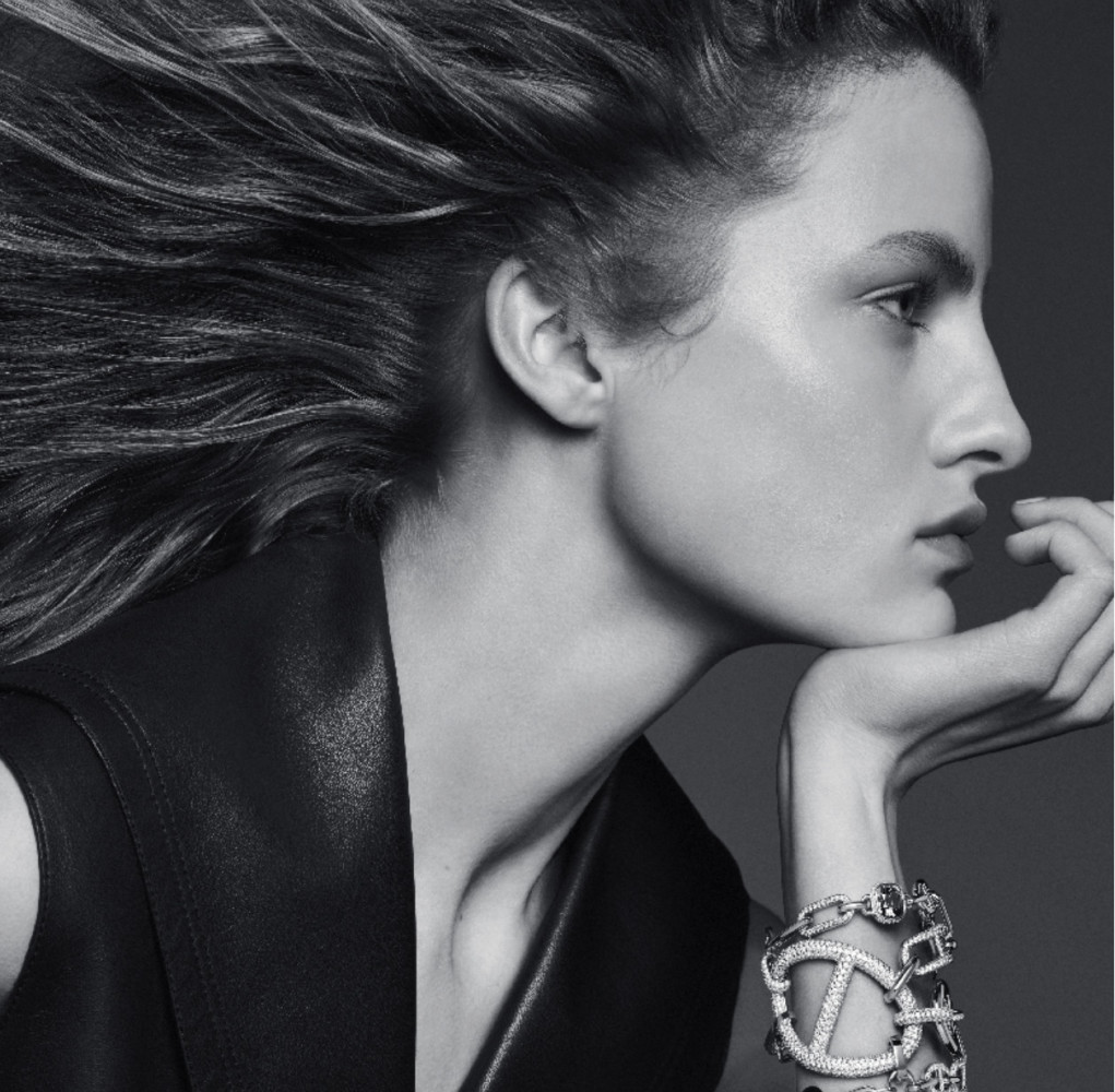 Felice for the Hermès Campaign