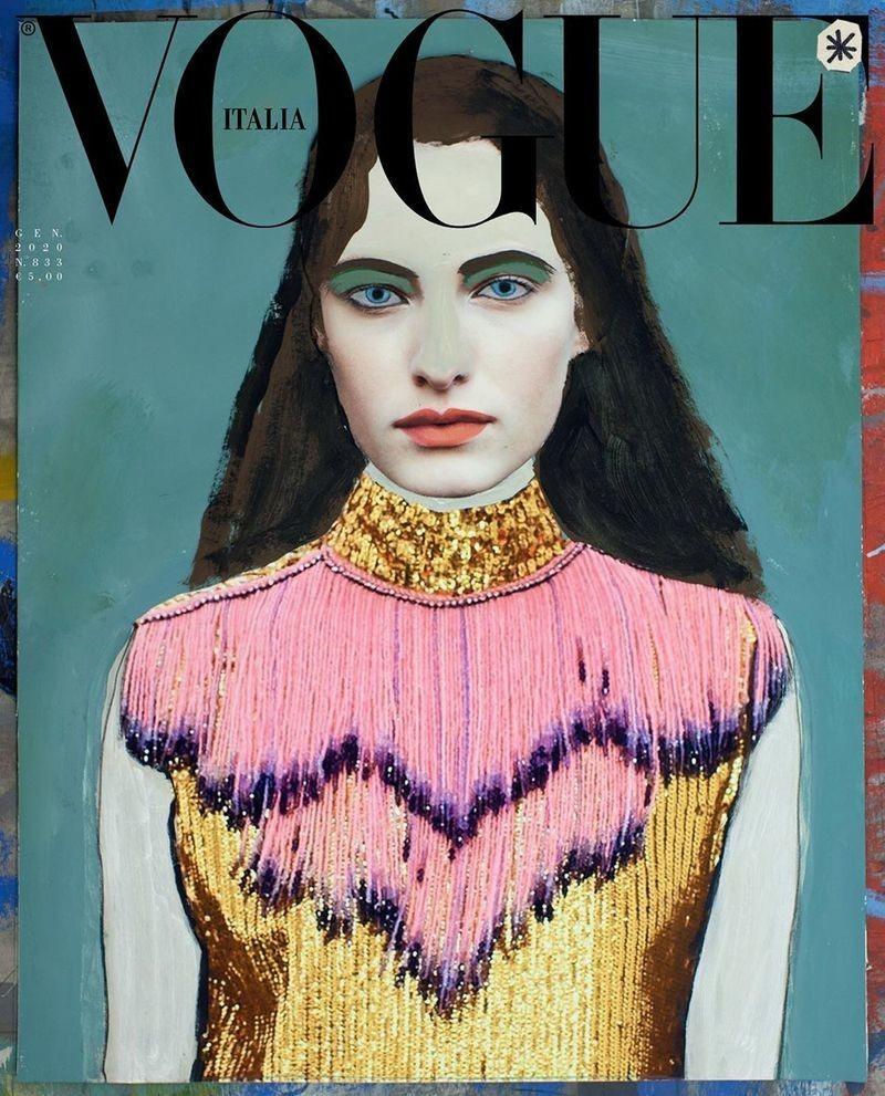 Felice for Vogue Italia