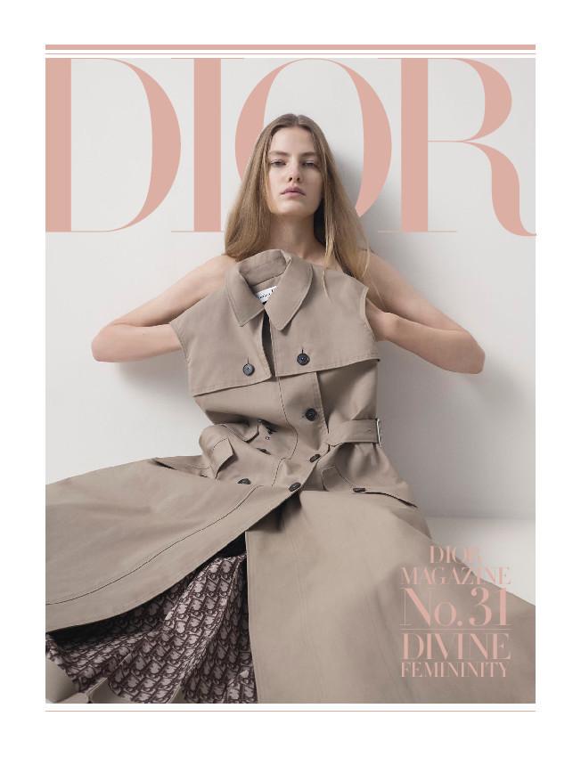 Felice for Dior Magazine