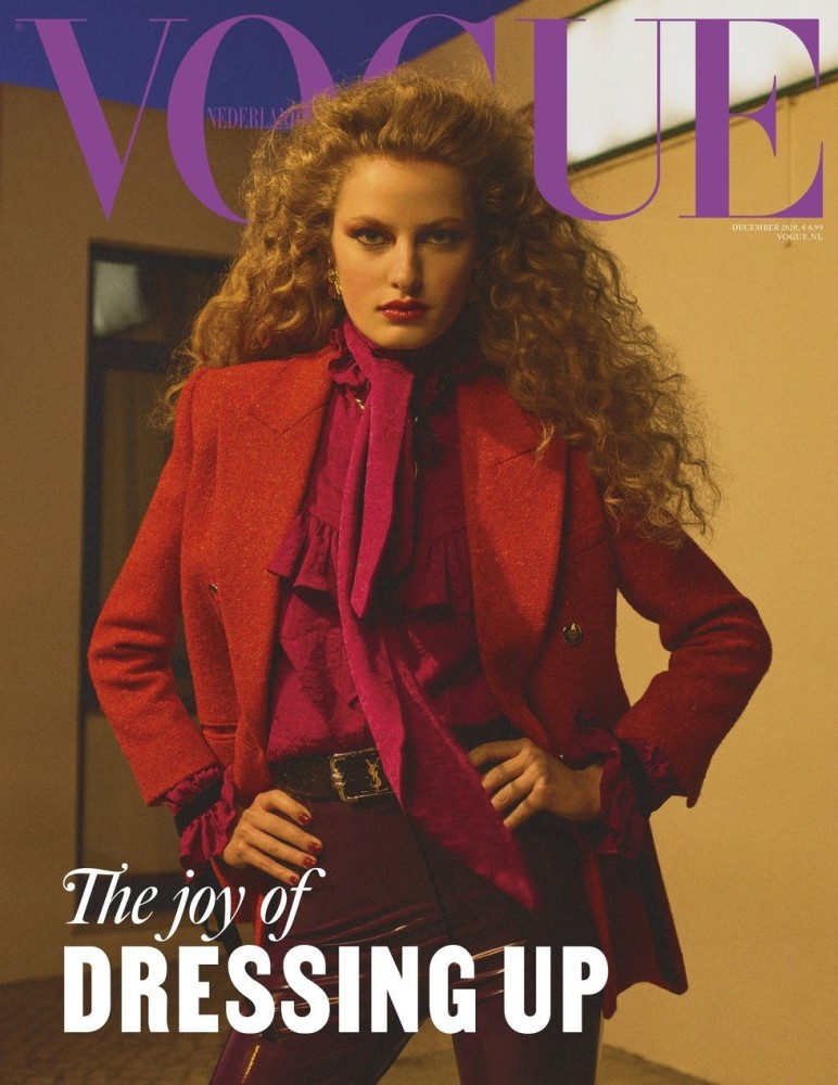 Felice for VOGUE NL
