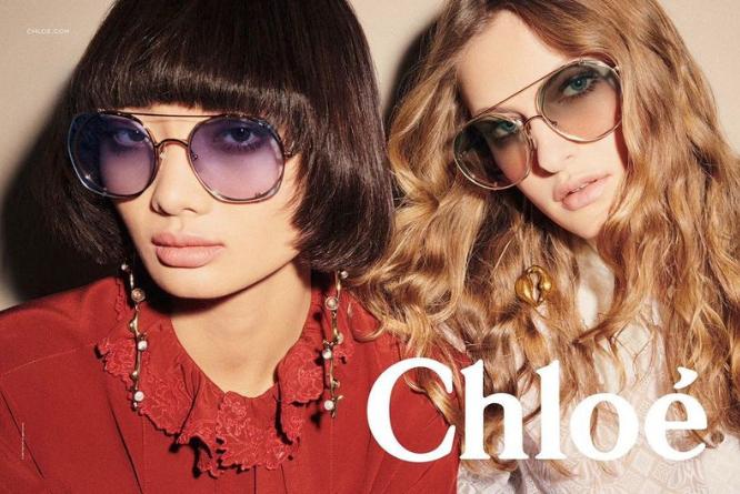 Felice Noordhoff // Chloe Eyewear