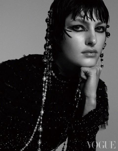 Felice Noordhoff for Vogue China