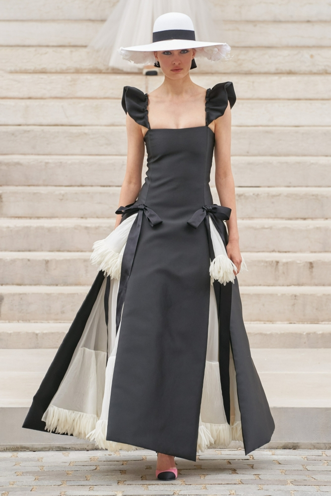 Felice for Chanel Haute Couture