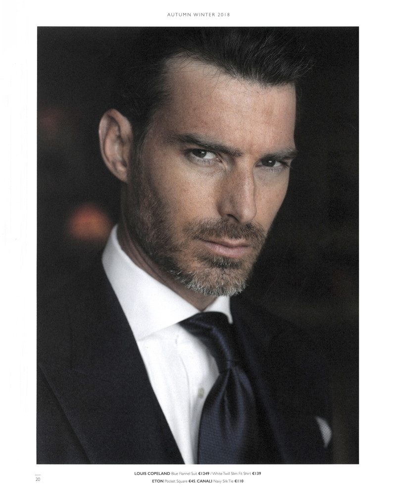 Andy richardson - Models 1 | Europe's Leading Model Agency