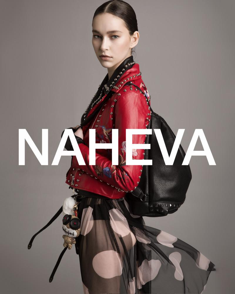 ESZTER EROSS for NAHEVA Campaign 2017