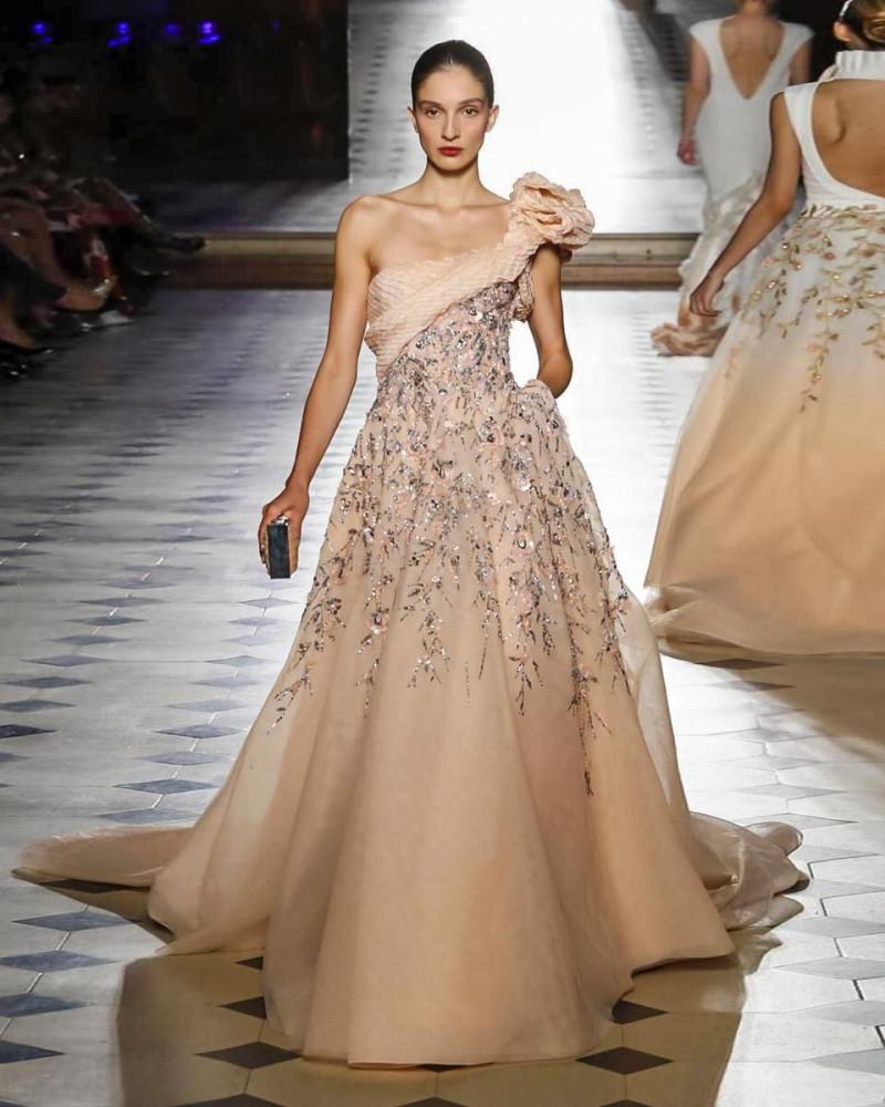 OLIVERA Zonjic for TONY WARD Haute Couture 2017, Paris
