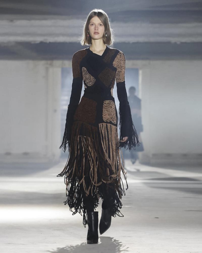 VANYA Dakovic for PROENZA SCHOULER Haute Couture 2018