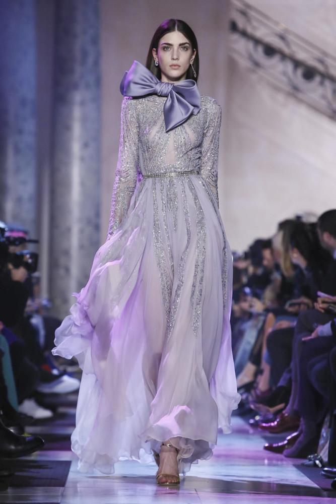 DAN KIC for ELIE SAAB Haute Couture 2018