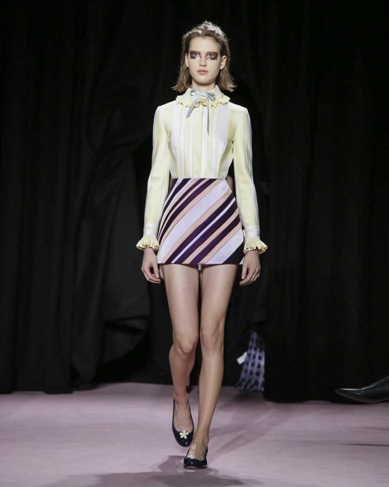 VANYA Dakovic for VIKTOR & ROLF Couture 2018