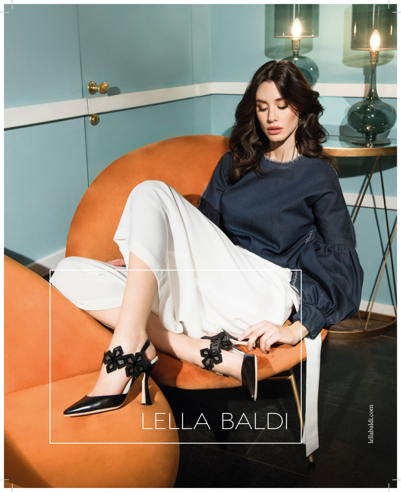 SARA for LELLA BALDI, February 2018