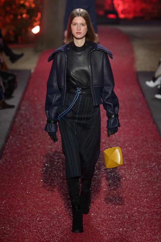 VANYA Dakovic for HERMES fall 2018, Paris Fashion Week