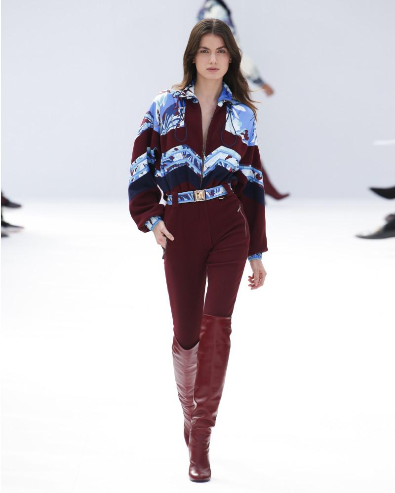 MILI Boskovic for LEONARD Paris, fall 2018, Paris Fashion Week