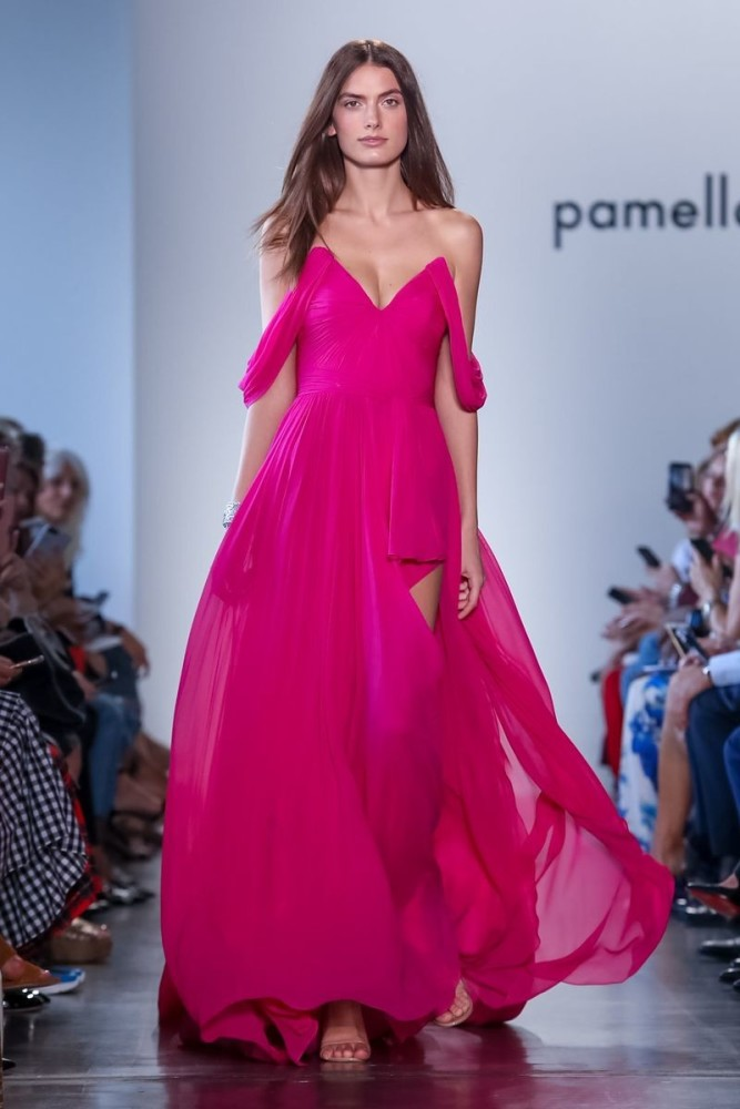 MILI Boskovic for PAMELLA ROLAND ss19 NYC