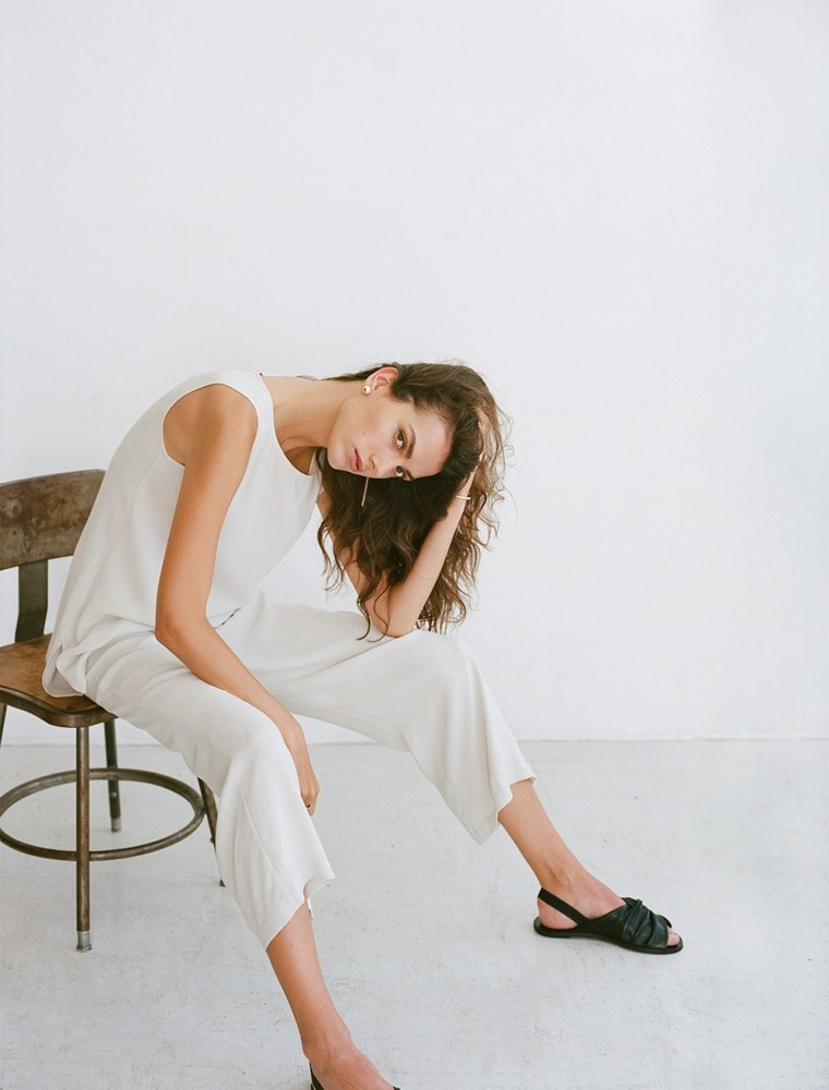 MILI Boskovic for COOLS x EILEEN FISHER, New York 2018