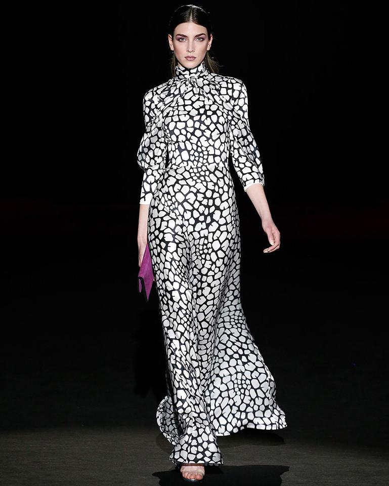 DAN KIC for HANNIBAL LAGUNA, MADRID Fashion Week, 2019