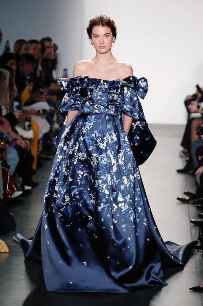 MILI Boskovic for PAMELLA ROLAND, New York fw 2019