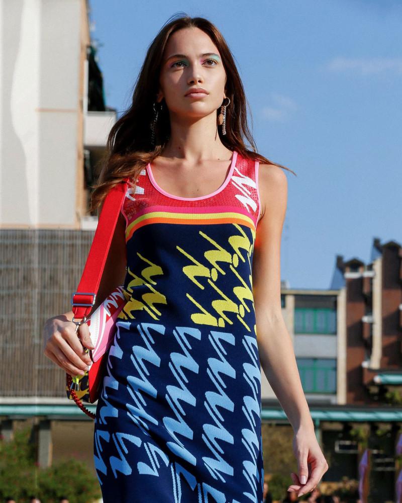 SARA Todosijevic za ICEBERG spring/summer 2020, Milan Fashion Week
