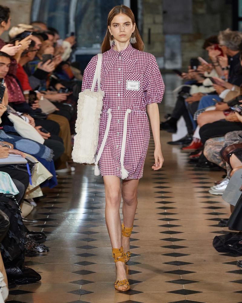 ANA Kojic for VICTORIA/TOMAS, Spring 2020, Paris Fashion Week