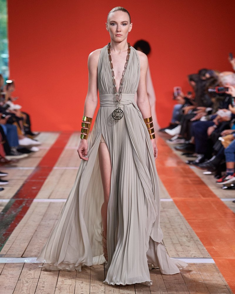 VIVIEN FEHER for ELIE SAAB, Spring 2020 Paris Fashion Week