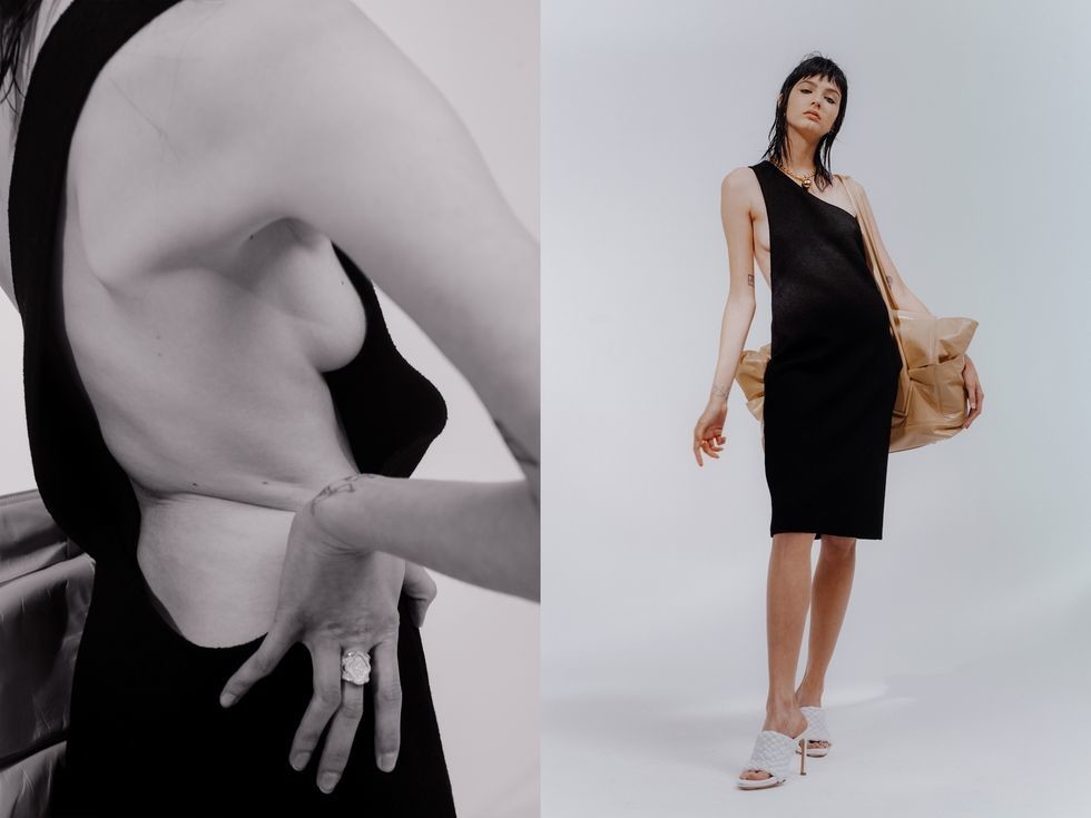 JOANNA KRNETA for CR Fashion Book, October 2019