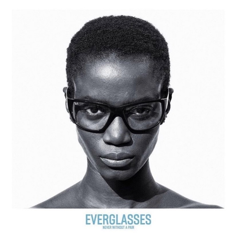 ROSALIE for RAYBAN Everglasses, Campaign 2020