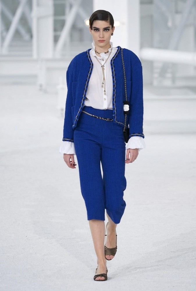 SNEZANA FOR CHANEL, PARIS FW S/S 2021