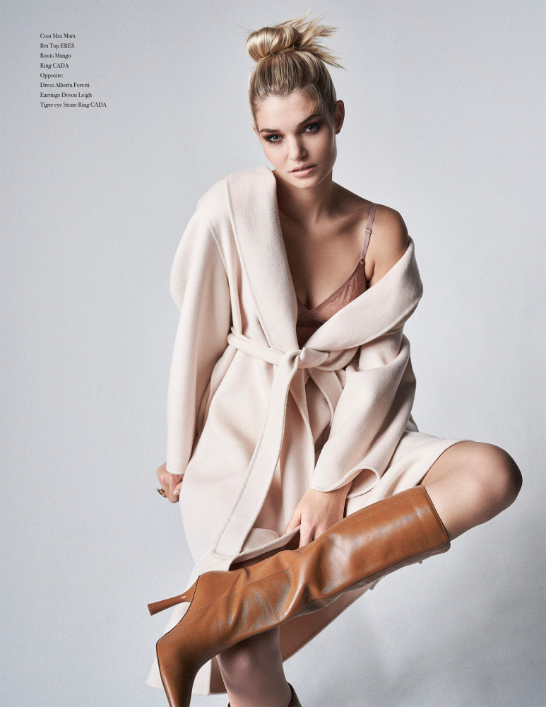 LUISA HARTEMA FOR