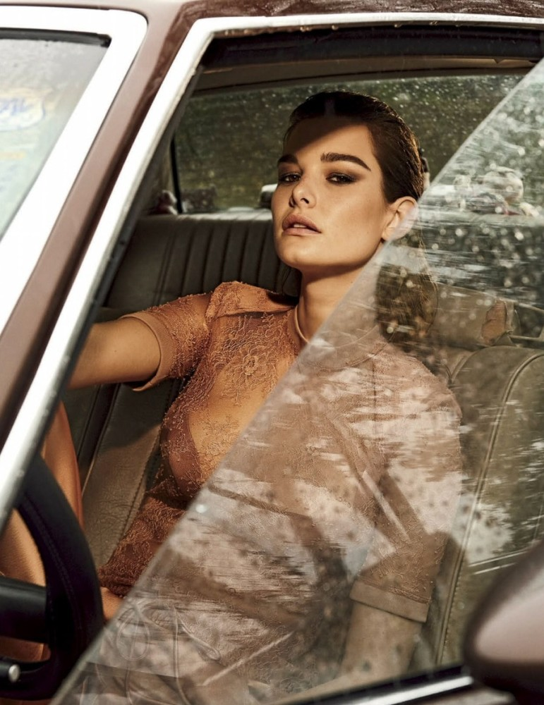 OPHELIE GUILLERMAND FOR VOGUE MEXICO JANUARY 2018