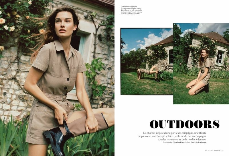 OPHELIE GUILLERMAND FOR