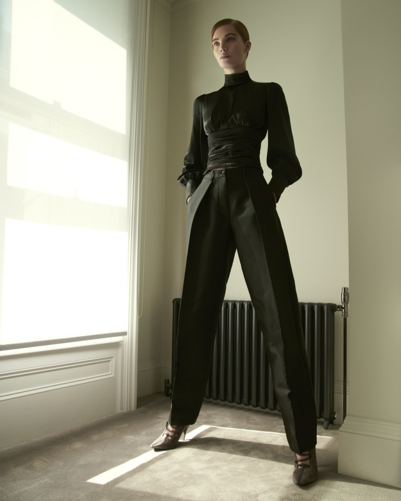ALEXINA GRAHAM BY ANDREAS ORTNER FOR