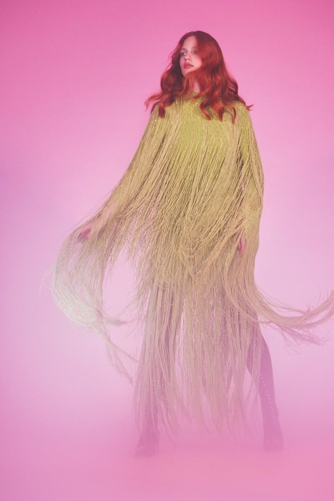 JULIA BANAS FOR NUMERO TOKYO DECEMBER 2017