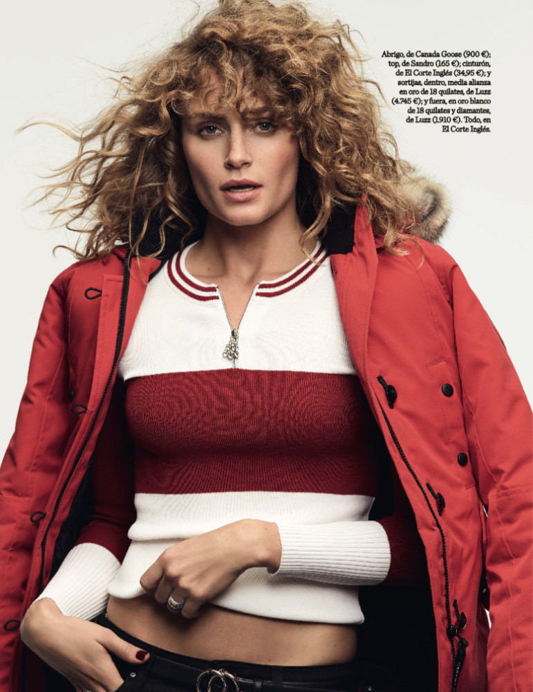 MALLORY JUNE FOR VOGUE SPAIN DECEMBER 2017