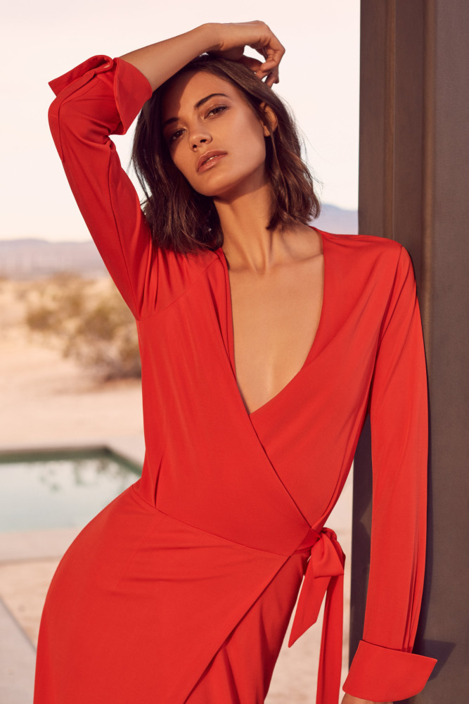 ANJA LEUENBERGER FOR REISS SS18 CAMPAIGN