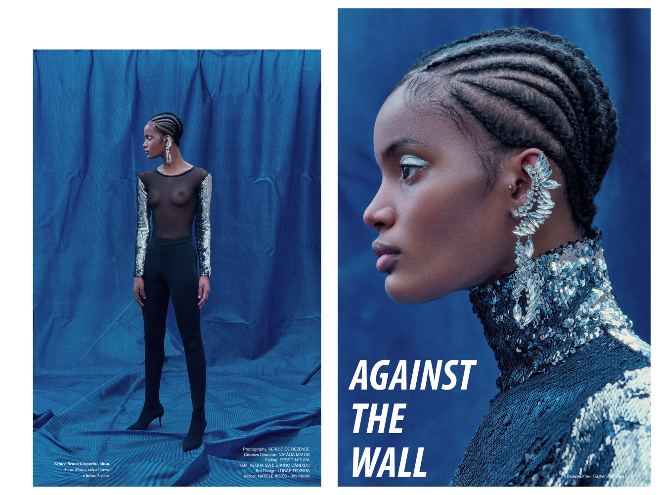 NATIELE ALVES FOR FFW MAGAZINE NO43