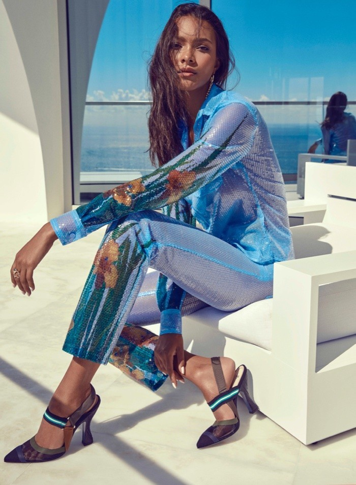 LAIS RIBEIRO FOR ALEXA MAGAZINE