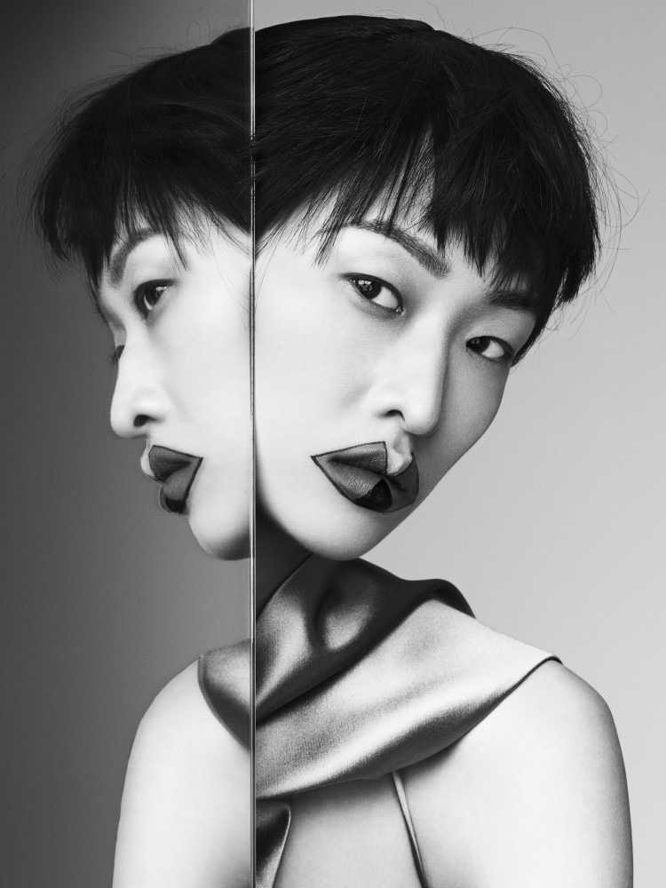 CHU WONG FOR MODELS.COM BEAUTY