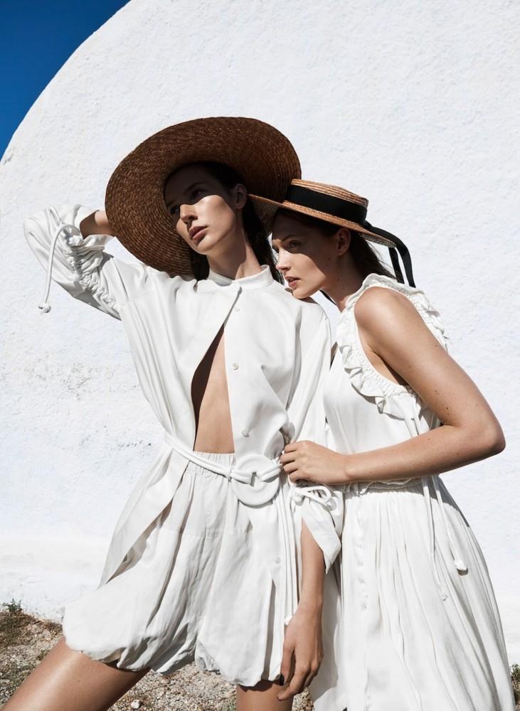 KAROLINA LACZKOWSKA FOR VIVA MAGAZINE JULY 2017