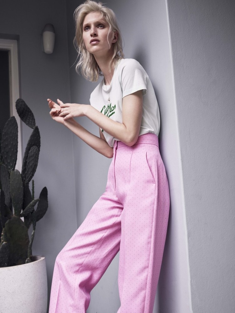 EVELINE ROZING FOR INEZ DAILY SS18