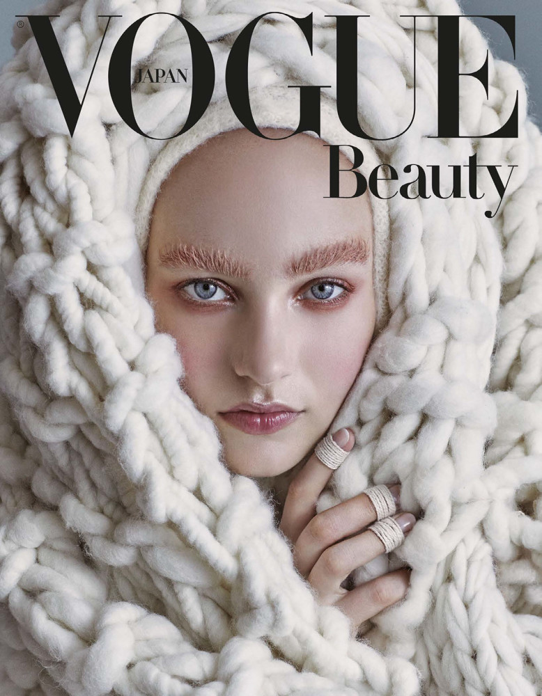 MAARTJE VERHOEF FOR VOGUE JAPAN JANUARY 2017