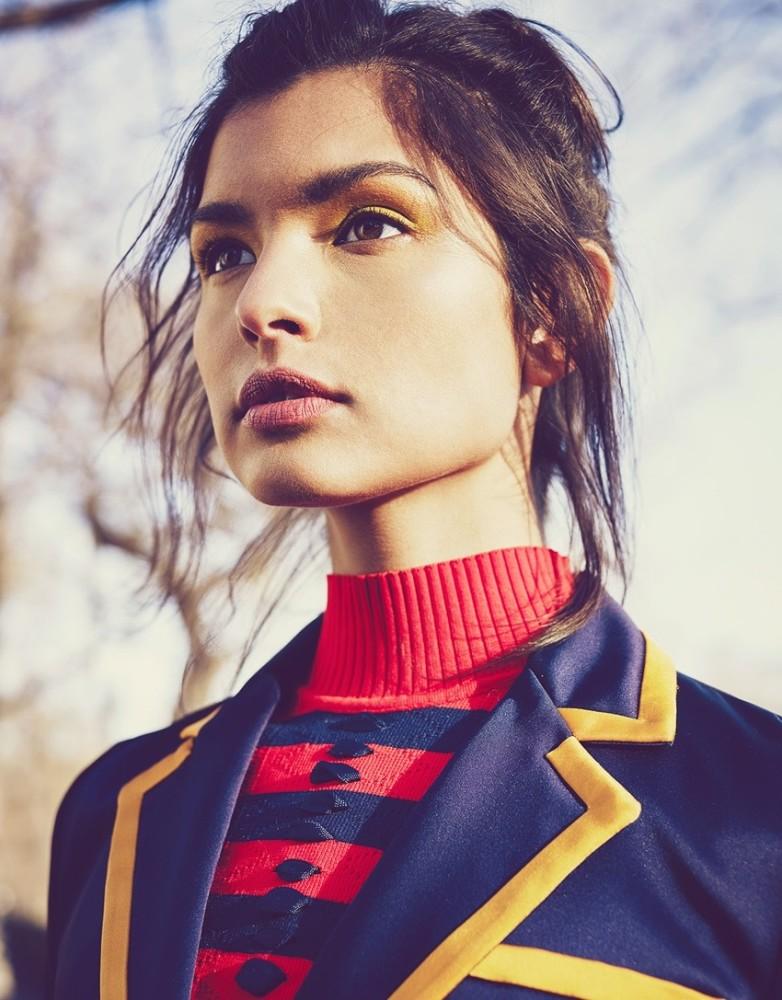 LIVIA RANGEL FOR COSMOPOLITAN KAZAKHSTAN NOVEMBER 2017