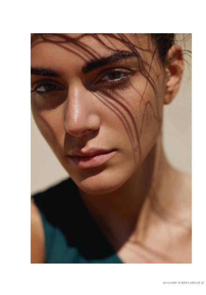 TAKO NATSVLISHVILI FOR MARIE CLAIRE GREECE JUNE 2018