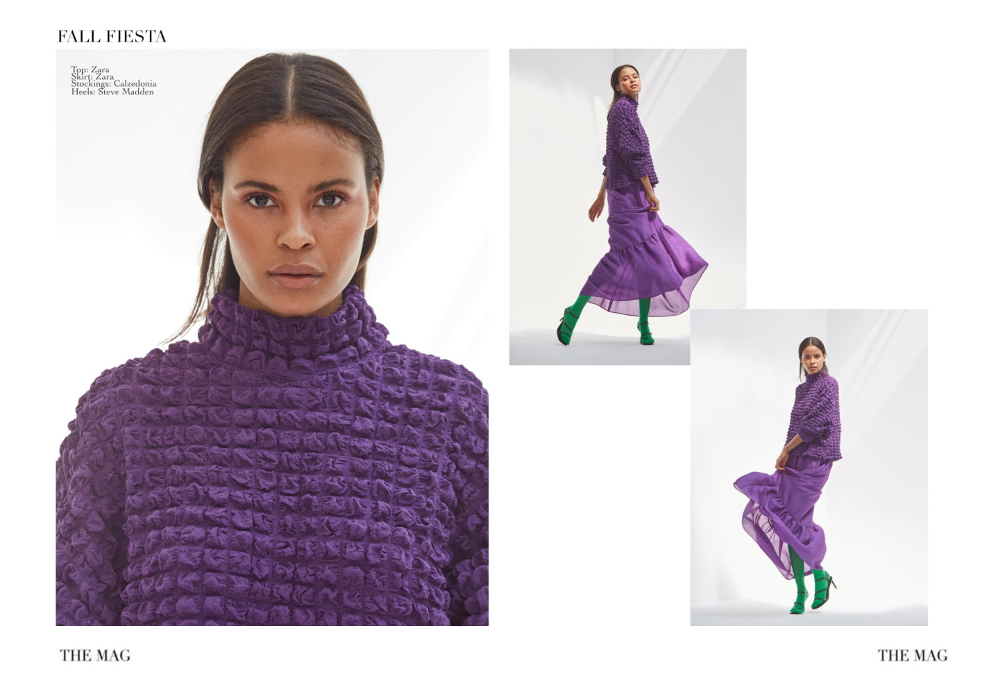 ZAINA GOHOU BY VERENA VOETTER FOR THE MAG FALL 2020 #INTERVIEW