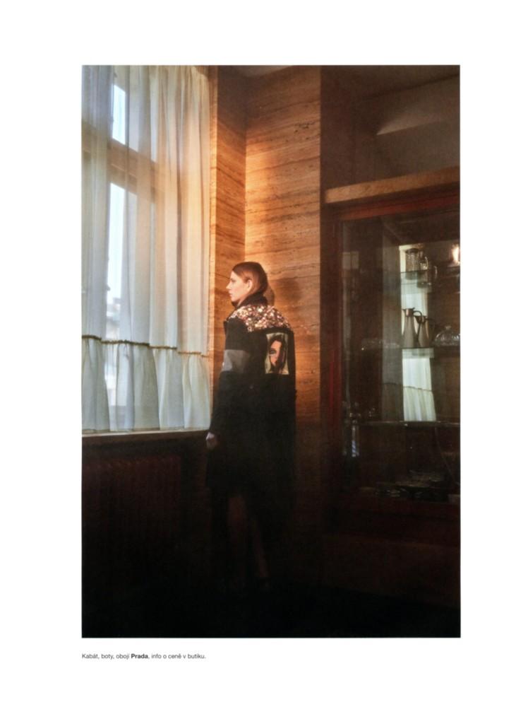 SASHA GACHULINCOVA FOR DOLCE VITA MAGAZINE APRIL