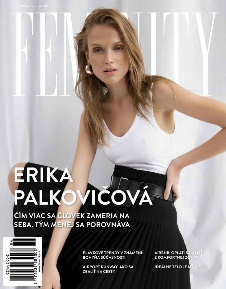 ERIKA PALKOVICOVA FOR FEMINITY SLOVAKIA
