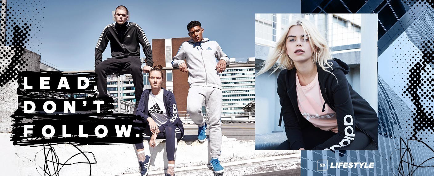 Emily for Adidas X Sports Direct