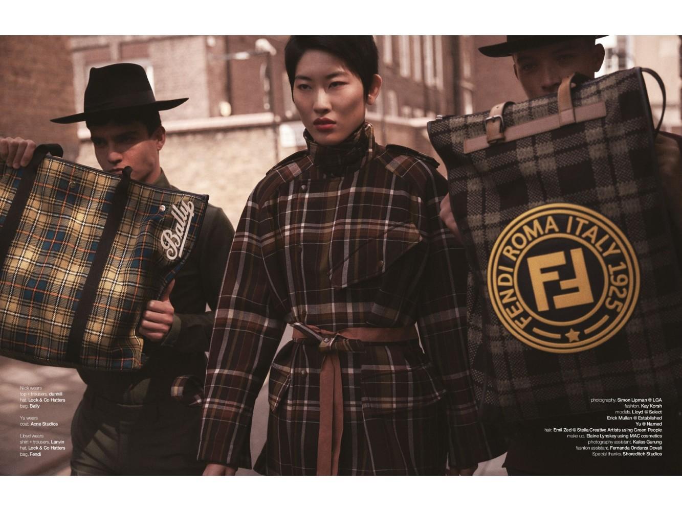 Yu for Schon Magazine #35