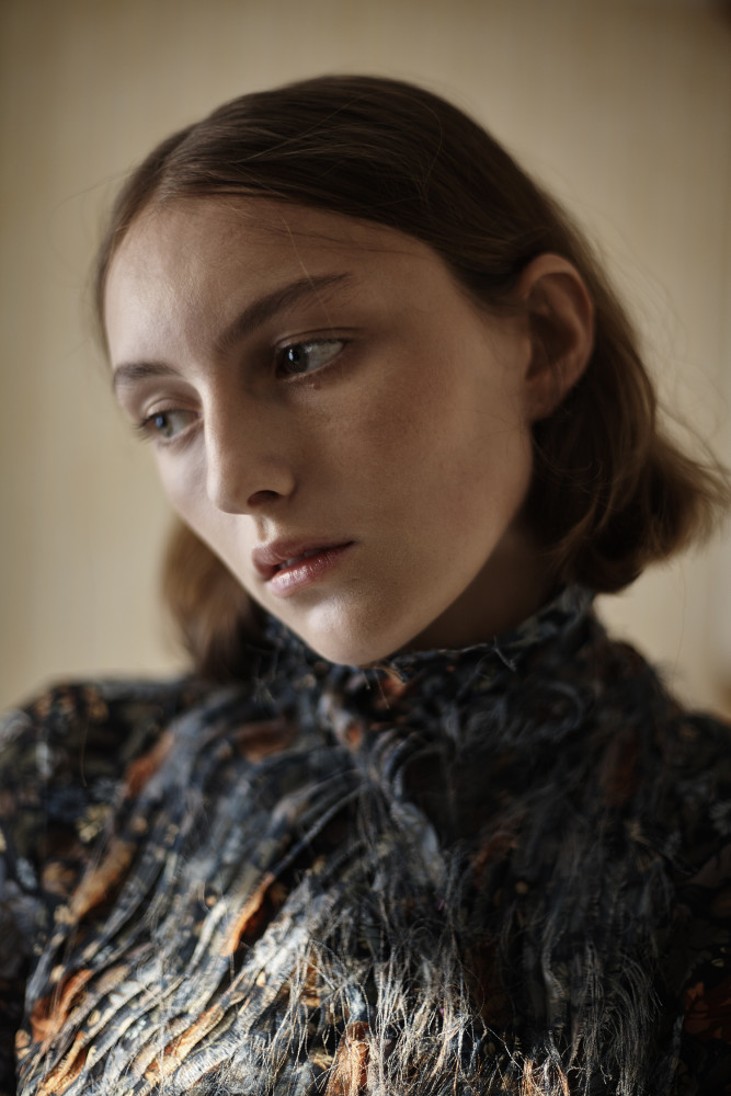 Zoe R for Something About Magazine AW18